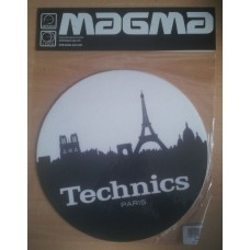 Technics Slipmats (Pair) Technics Slipmat Paris