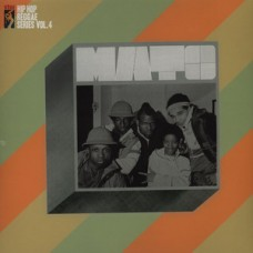 Hip Hop Reggae Series Vol. 4