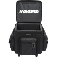 Magma Holds 100 LP Trolley Black