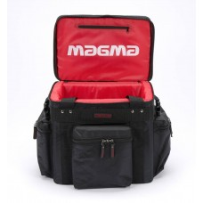 Magma Holds 60 LPs Profi Bag Black / Red