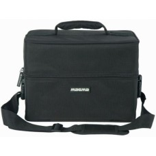 "Magma 7"" record Bag holds 150 Black"